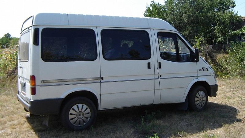 Форд Транзит 2.5