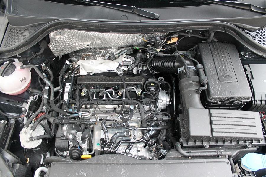 двигатель VW 2.0 TDI