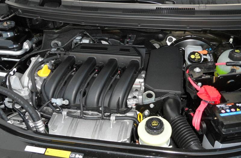 Almera G15 двигатель ресурс