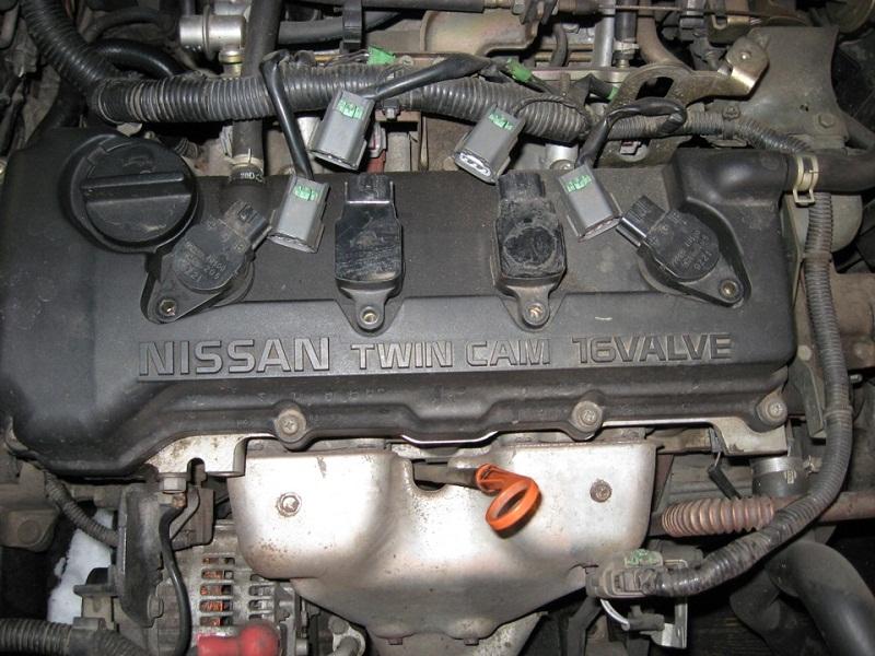 Almera N16 1.8 ресурс двигателя