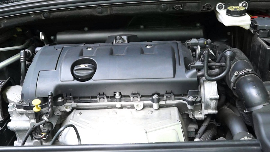 Citroen C4 EP6 двигатель