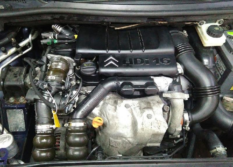 Citroen C4 HDi дизель