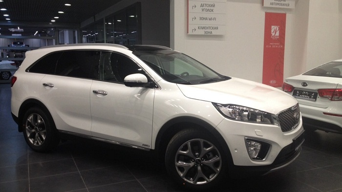 Kia Sorento Prime 2.2 D AT AWD 2016