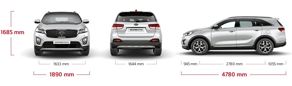 Kia Sorento Prime 2016 дизель