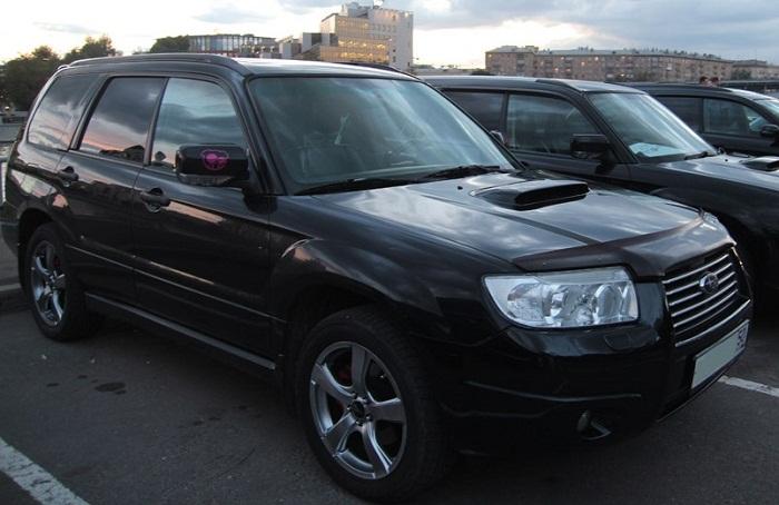 Subaru Forester 2.5 турбо 2006