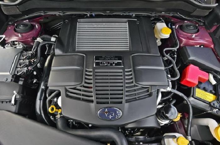 Subaru Forester FA20 двигатель
