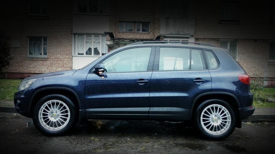 Volkswagen Tiguan 2.0 TDI отзыв