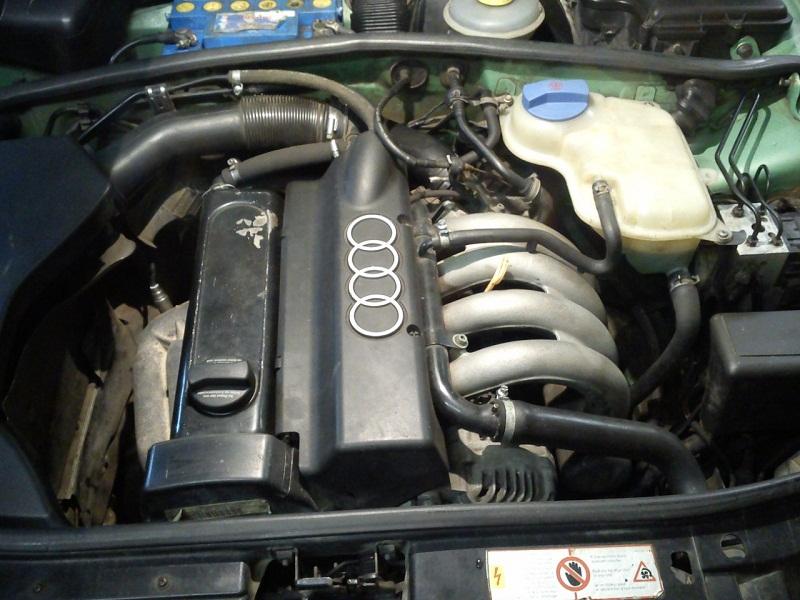 Ауди А4 1.6 двигатель ресурс
