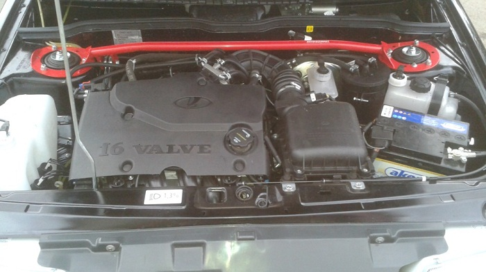 ВАЗ-2114 Двигатель 21124 1.6 л