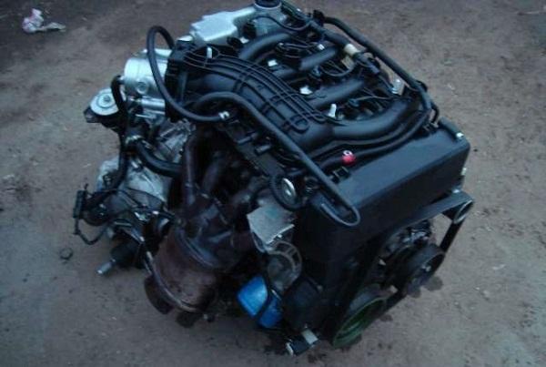 ВАЗ-2114 Двигатель 21126
