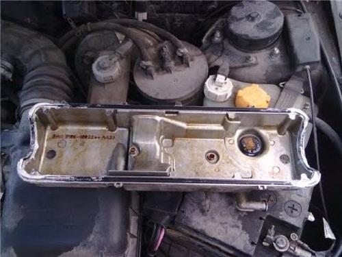 ВАЗ-2114 течь клапанной крышки