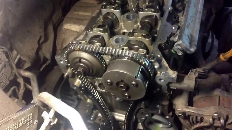 Двигатель 1.6 л. HR16DE