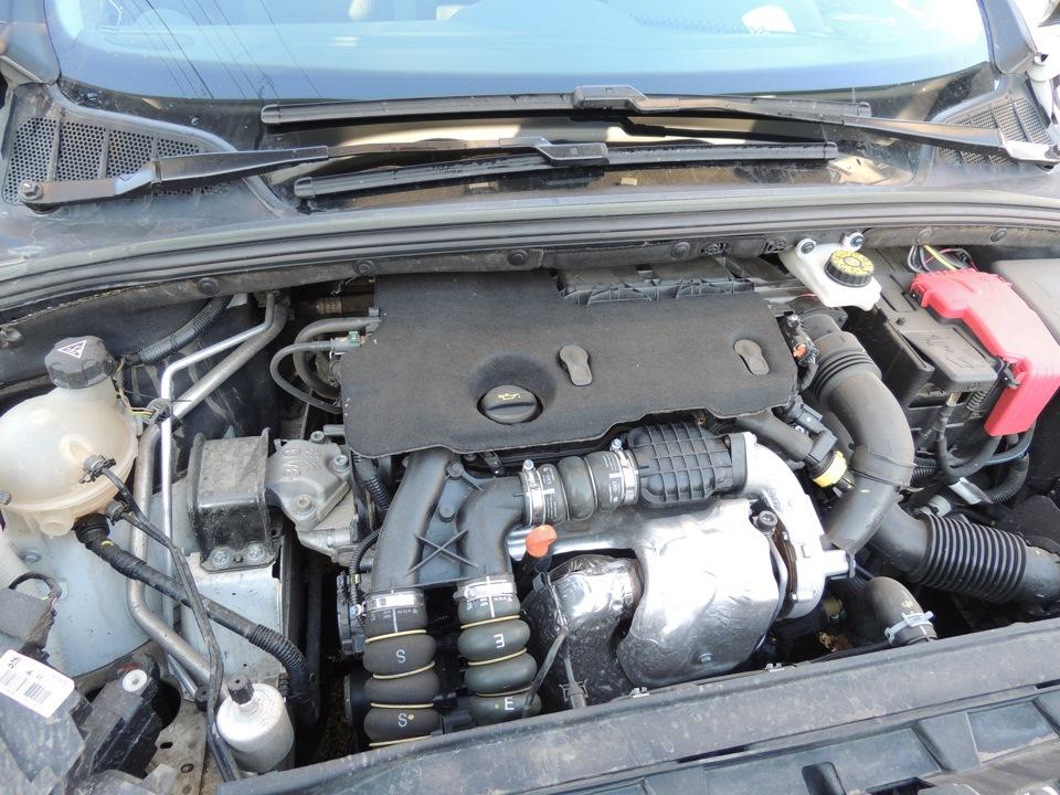 Пежо 408 двигатель HDi
