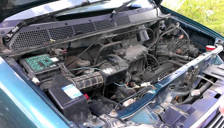 Хонда Степвагон 2.0 двигатель