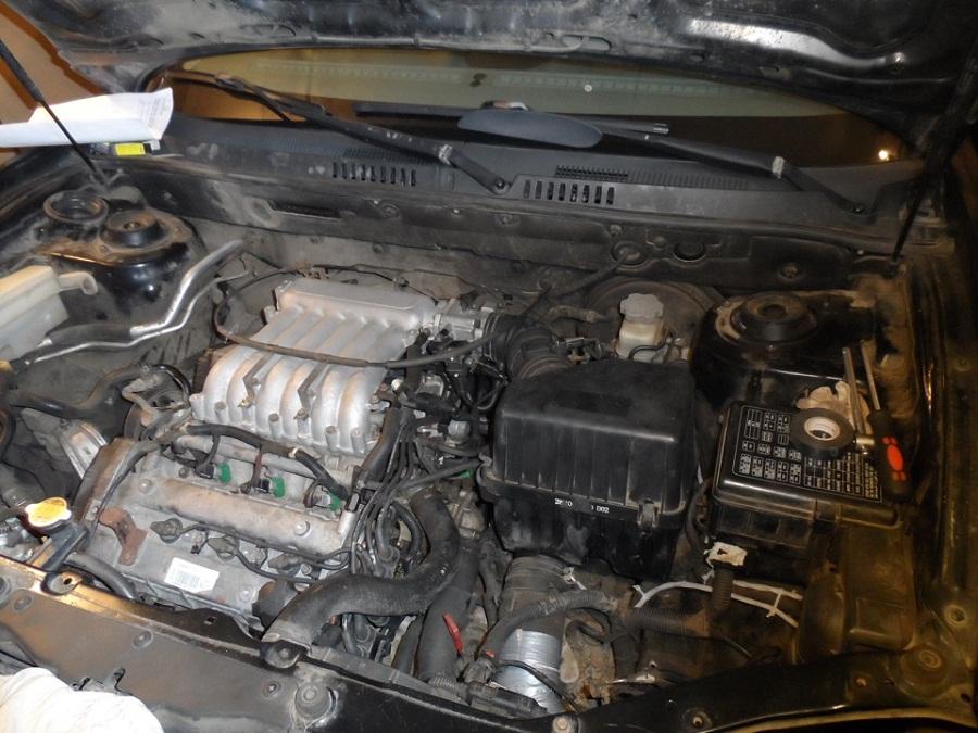 Хендай Санта Фе 2.7 л. V6 G6BA/G6EA