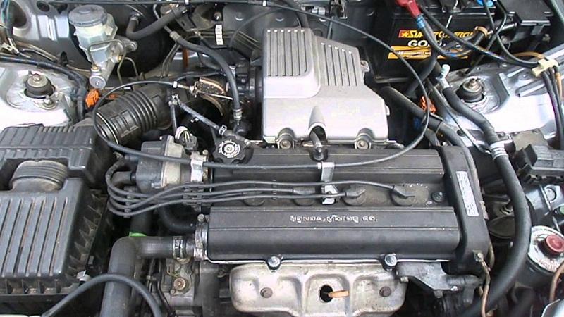 Honda CR-V двигатель 2.0 B20 B(Z)