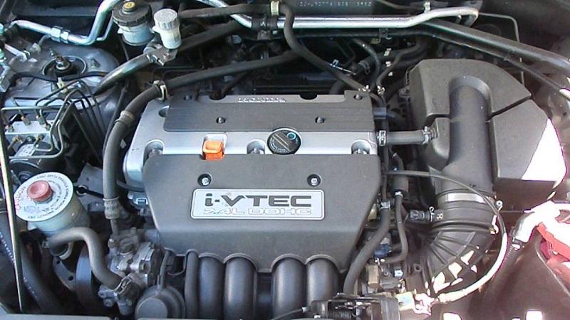 Honda CR-V двигатель 2.4 K24A1