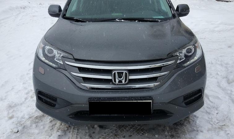 Honda CR-V ресурс двигателей отзывы