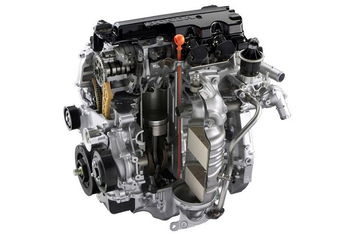 Honda CR-V R20A