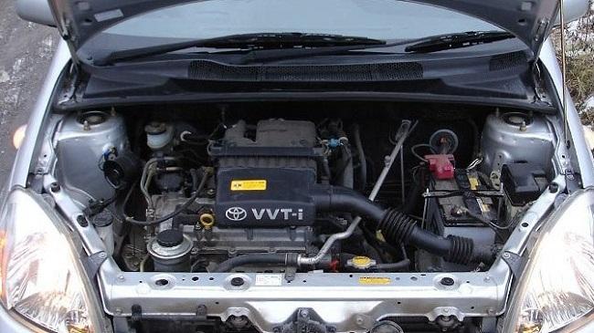 Тойота Витц двигатель