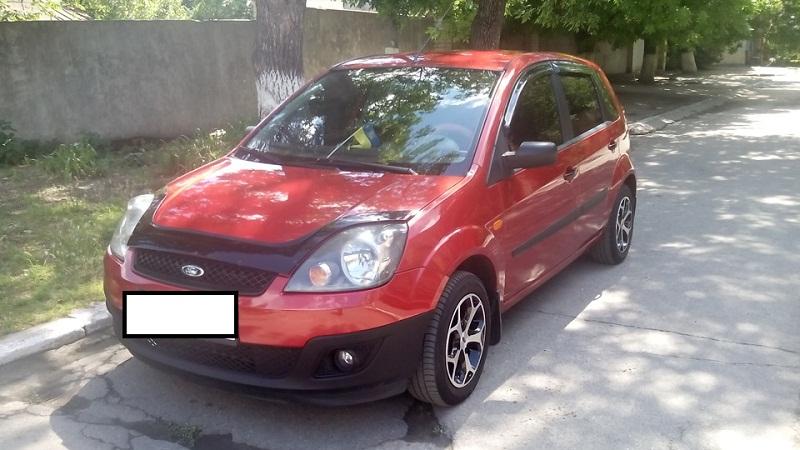 Форд Фиеста MK5 1.3 расход топлива