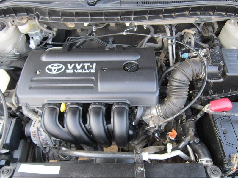 Тойота Авенсис двигатель 3ZZ-FE