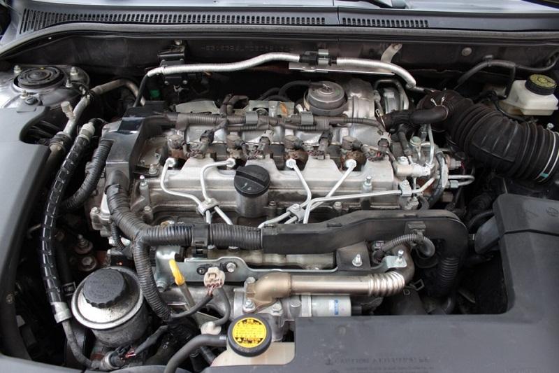 Тойота Авенсис двигатель 2.2 D-4D