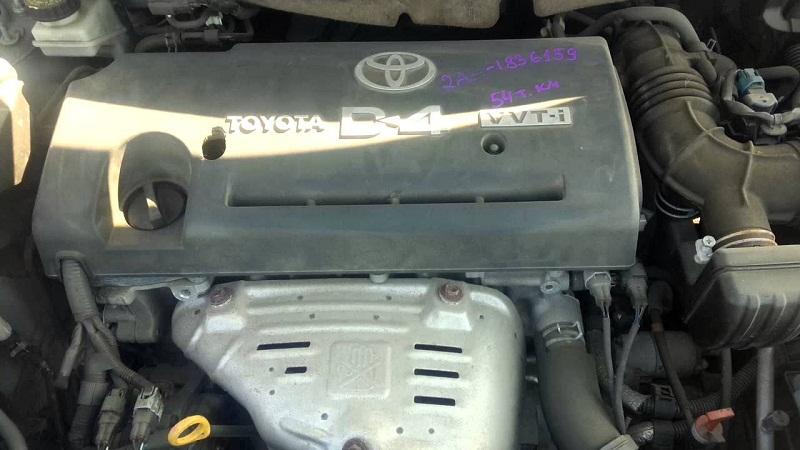 Тойота Авенсис двигатель 2AZ-FSE