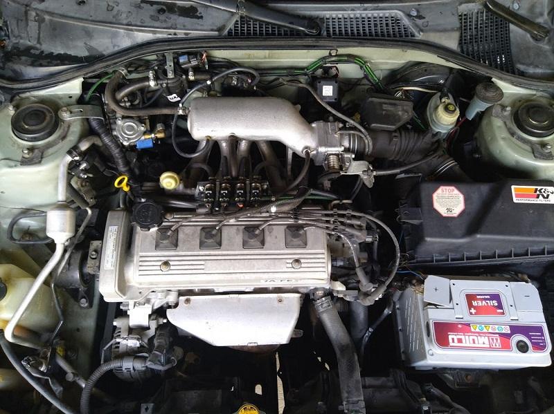 Тойота Авенсис 7A-FE 1.8 л