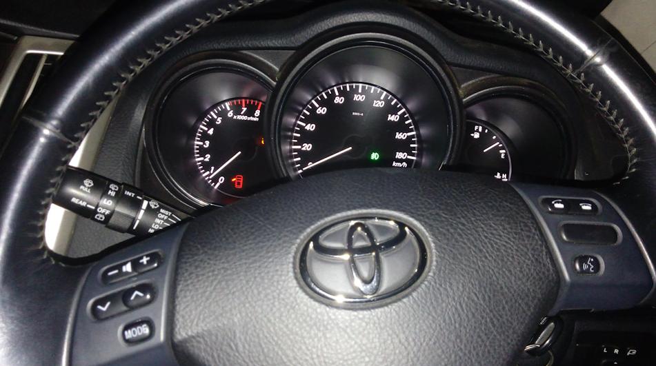 Toyota Harrier 2.4